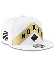 New Era Toronto Raptors City Series 2.0 9FIFTY Snapback Cap