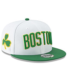 New Era Boys' Boston Celtics City Series 2.0 9FIFTY Snapback Cap
