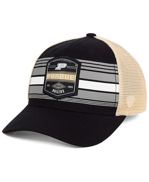 innovative design e14a3 0d0b7 ... Top of the World Purdue Boilermakers Branded Trucker Cap ...