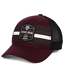 huge selection of 08f26 a41fc Top of the World Texas A M Aggies Branded Trucker Cap