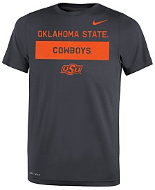 Nike Oklahoma State Cowboys Legend Lift T-Shirt, Big Boys (8-20)