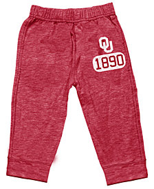 Wes & Willy Oklahoma Sooners Basic Fleece Pants, Toddler Boys (2T-4T)