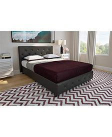 EveryRoom Dana Full Upholstered Bed