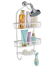 Bath Bliss Flat Wire Shower Caddy
