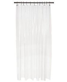 Mildew Resistant Shower Liner