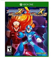Xbox 1 Mega Man X Legacy 1 & 2