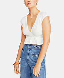 Free People Sedona Cotton Top
