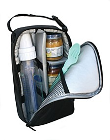 J.L. Childress Pack N Protect Cooler Bag for Glass Bottles and Containers