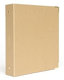 Mini 3 Ring Bookcloth Binder