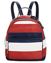 fad61ec7d0fc Tommy Hilfiger Julia Rugby Stripe Backpack