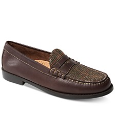 Bass by Ron Bass Men's Harrington Tweed Loafers