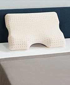 CopperFresh Advanced Contour Antimicrobial Cooling Pillow