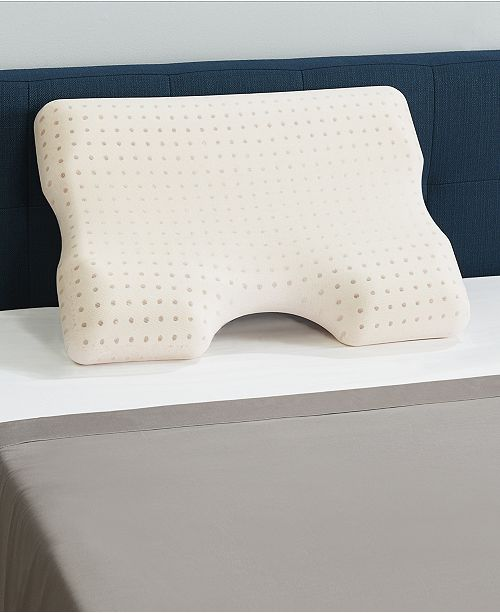 CopperFresh CopperFresh Advanced Contour Gel Memory Foam Pillow
