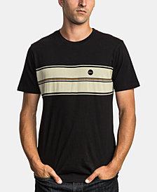RVCA Men's Motors Stripe T-Shirt