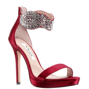 Nina Fayth Platform Dress Sandals Women's Shoes
