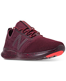 New Balance Women's FuelCore Coast V4 City Stealth Running Sneakers from Finish Line