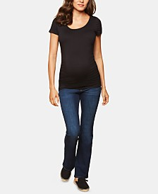 Motherhood Maternity Boot-Cut Jeans