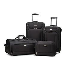 FieldBrook XLT 4PC Luggage Set