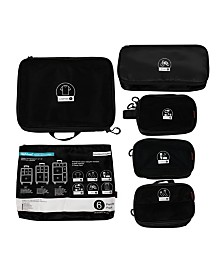 Rockland Packing Cubes Set of 6