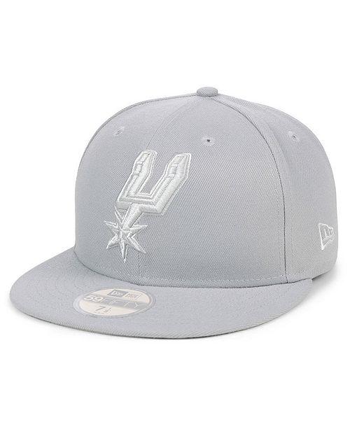 b6cd9da26eb ... New Era San Antonio Spurs Fall Prism Pack 59FIFTY-FITTED Cap ...