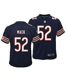 low priced 37b09 34dbe Khalil Mack NFL Fan Shop: Jerseys Apparel, Hats & Gear - Macy's