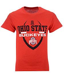 J America Men's Ohio State Buckeyes Football Icon T-Shirt