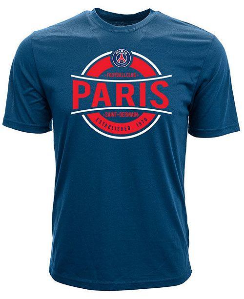 LevelWear Level Wear Men's Paris Saint-Germain Club Team Richmond Advantage T-Shirt