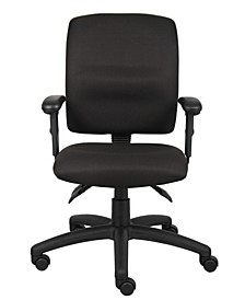 Double Plush High Back Executive Chair