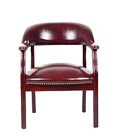 Boss Office Products Deluxe Executive Contemporary Chair