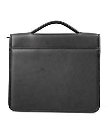 Royce Zip Around Tablet Writing Portfolio Organizer in Genuine Leather