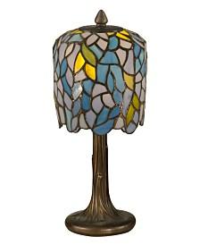 Dale Tiffany Wisteria Tiffany Mini Lamp