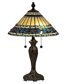 Dale Tiffany Azusa Lily Tiffany Table Lamp