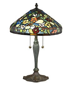 Southern Garden Tiffany Table Lamp