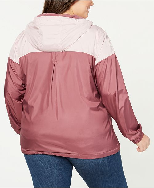 cee2bc7562097 Columbia Plus Size Flash Forward™ Lined Windbreaker   Reviews ...
