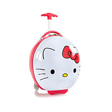 Hello Kitty Circle Shape Luggage Collection