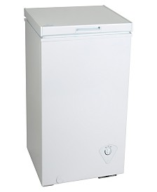 Koolatron 3.5 Cubic Foot Chest Freezer
