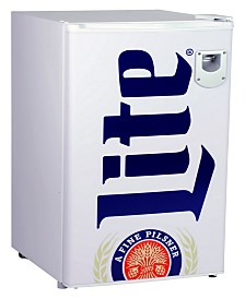 Miller Lite ML90 Compact Fridge