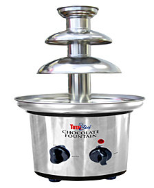 Total Chef 3 Tier Chocolate Fountain