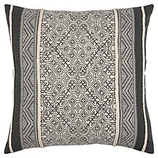 "20"" x 20"" Tribal Design Pillow Cover"