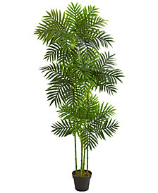 Nearly Natural 6' Phoenix Palm Artificial Tree