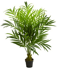 Nearly Natural 5' Kentia Palm Artificial Tree