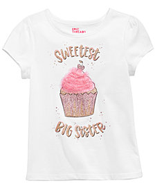 Epic Threads Little Girls Sweetest Sister Graphic T-Shirt, Created for Macy's