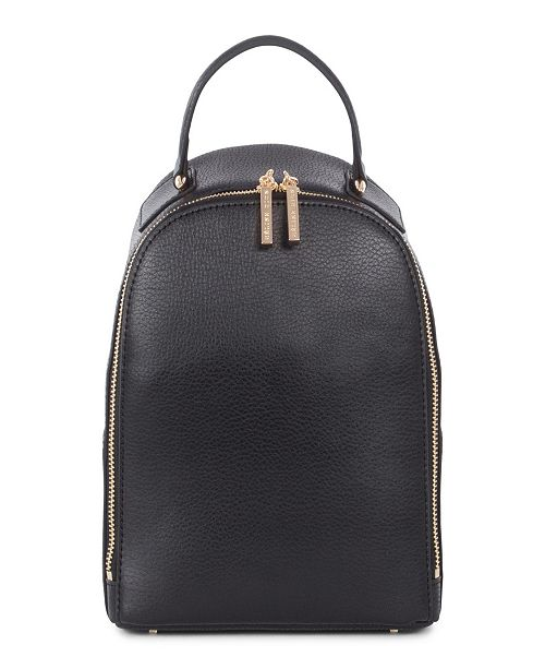... Celine Dion Collection C eacute line Dion Collection Leather Triad  Small Backpack ... f70f8d70abfb5