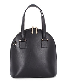 Céline Dion Collection Leather Triad Satchel