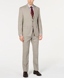 Lauren Ralph Lauren Men's UltraFlex Classic-Fit Plaid Suit Separates