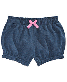 First Impressions Baby Girls Bubble Shorts, Created for Macy's