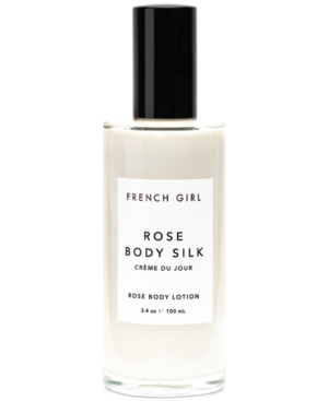 Rose Body Silk Lotion