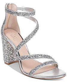 Jewel Badgley Mischka Dominique Evening Sandals