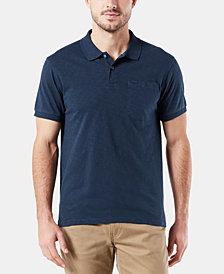 Dockers Men's Alpha Dye Slim-Fit Polo