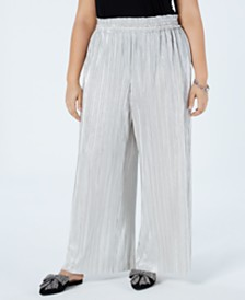 5a3893b2dee INC International Concepts Wide Leg Pants  Shop Wide Leg Pants - Macy s